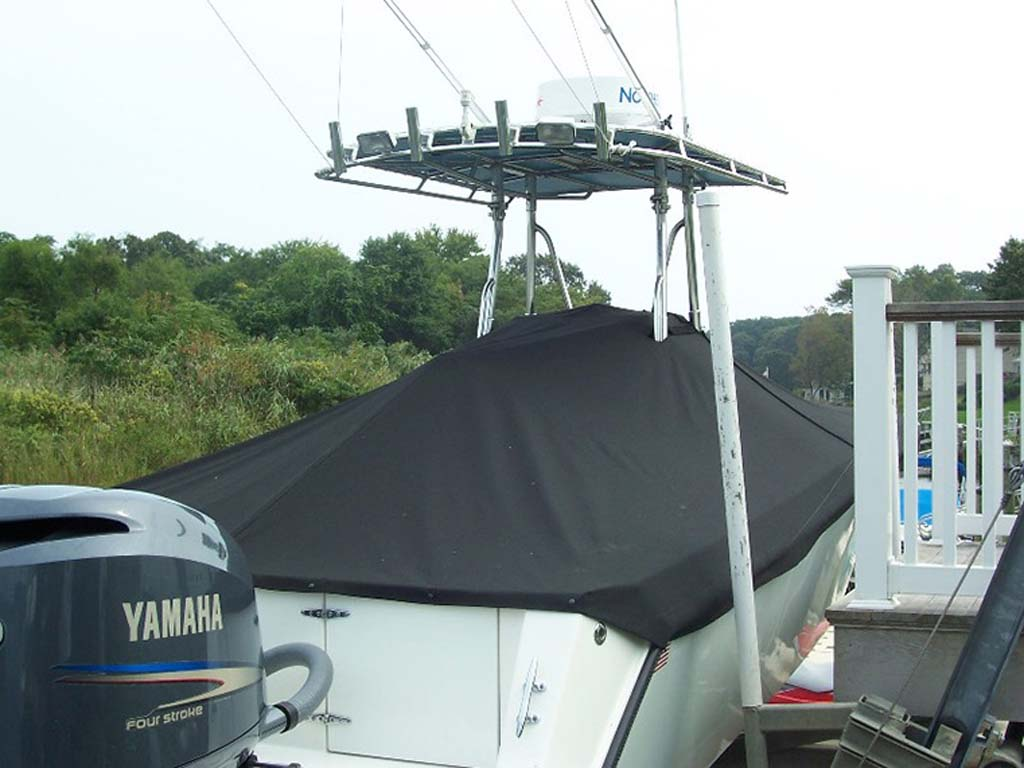 Custom Canvas Boat Covers
