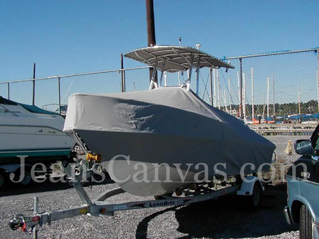 3 custom canvas boat covers 291