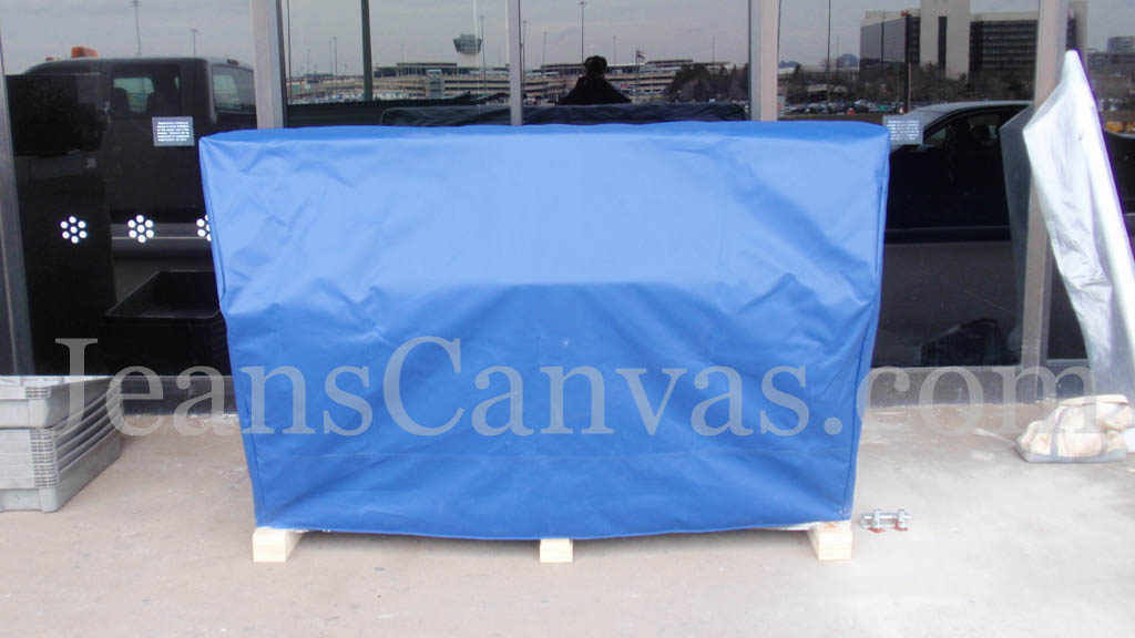 778 custom canvas kitchen cover