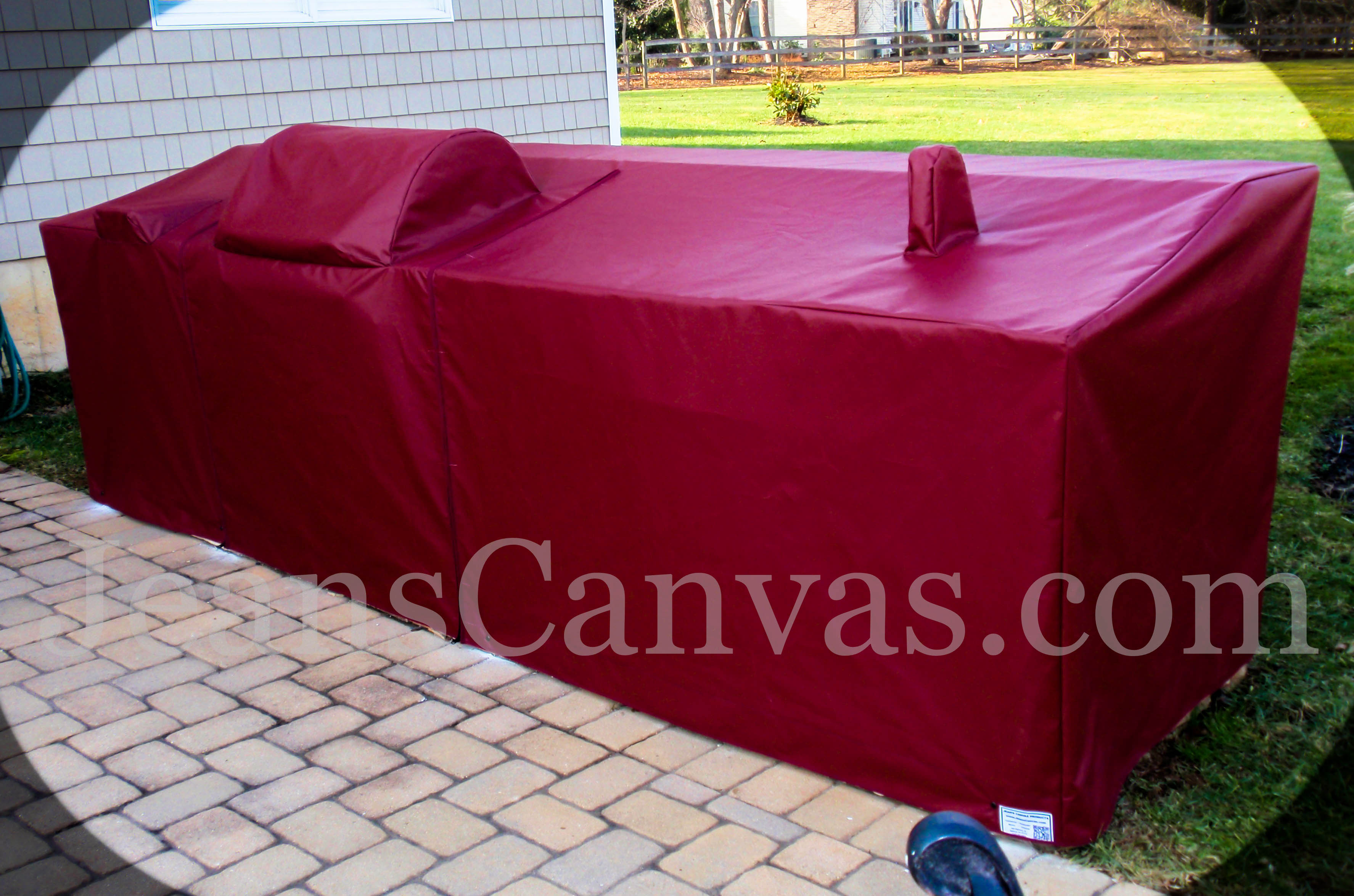 custom outdoor kitchen covers 208