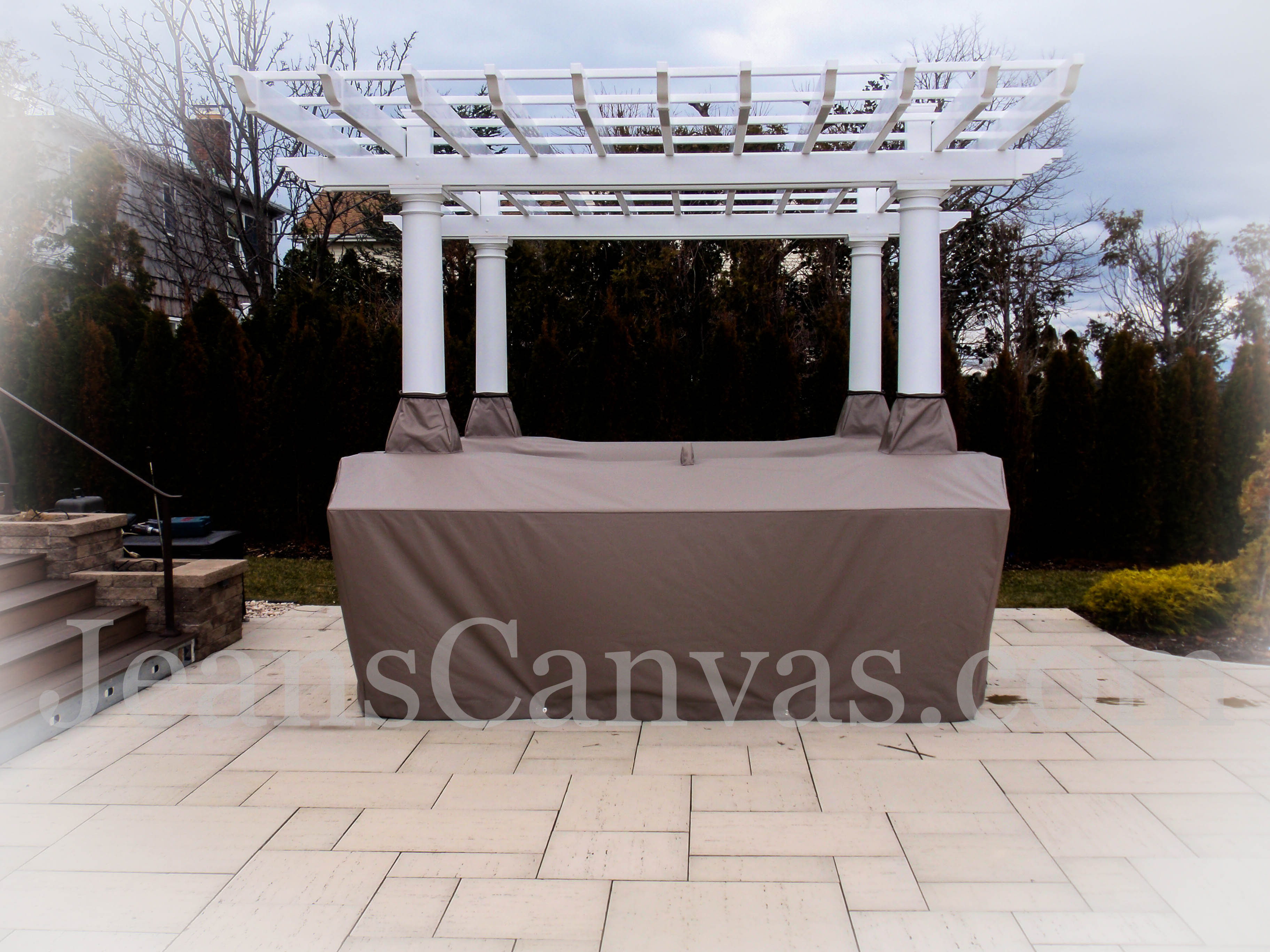 custom outdoor kitchen covers 217