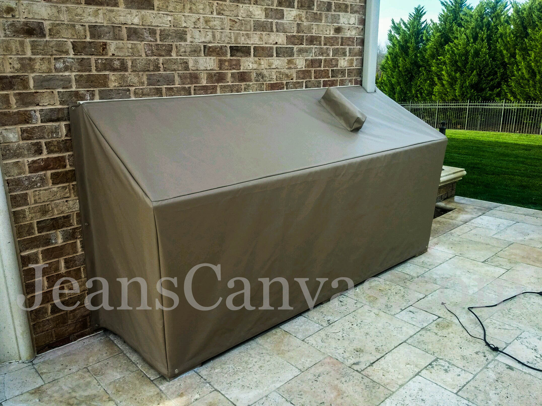 custom outdoor kitchen covers 226