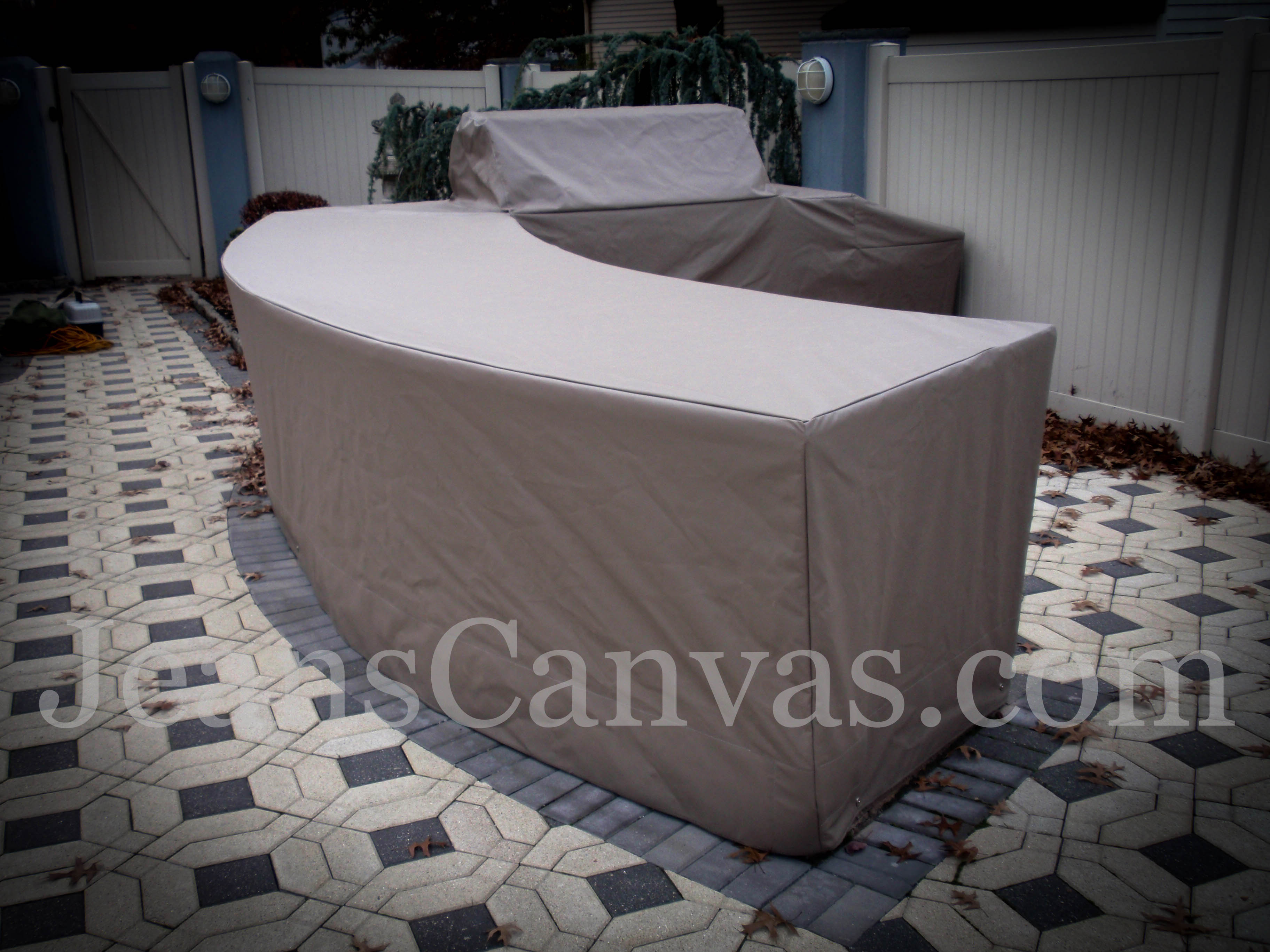 custom outdoor kitchen covers 227
