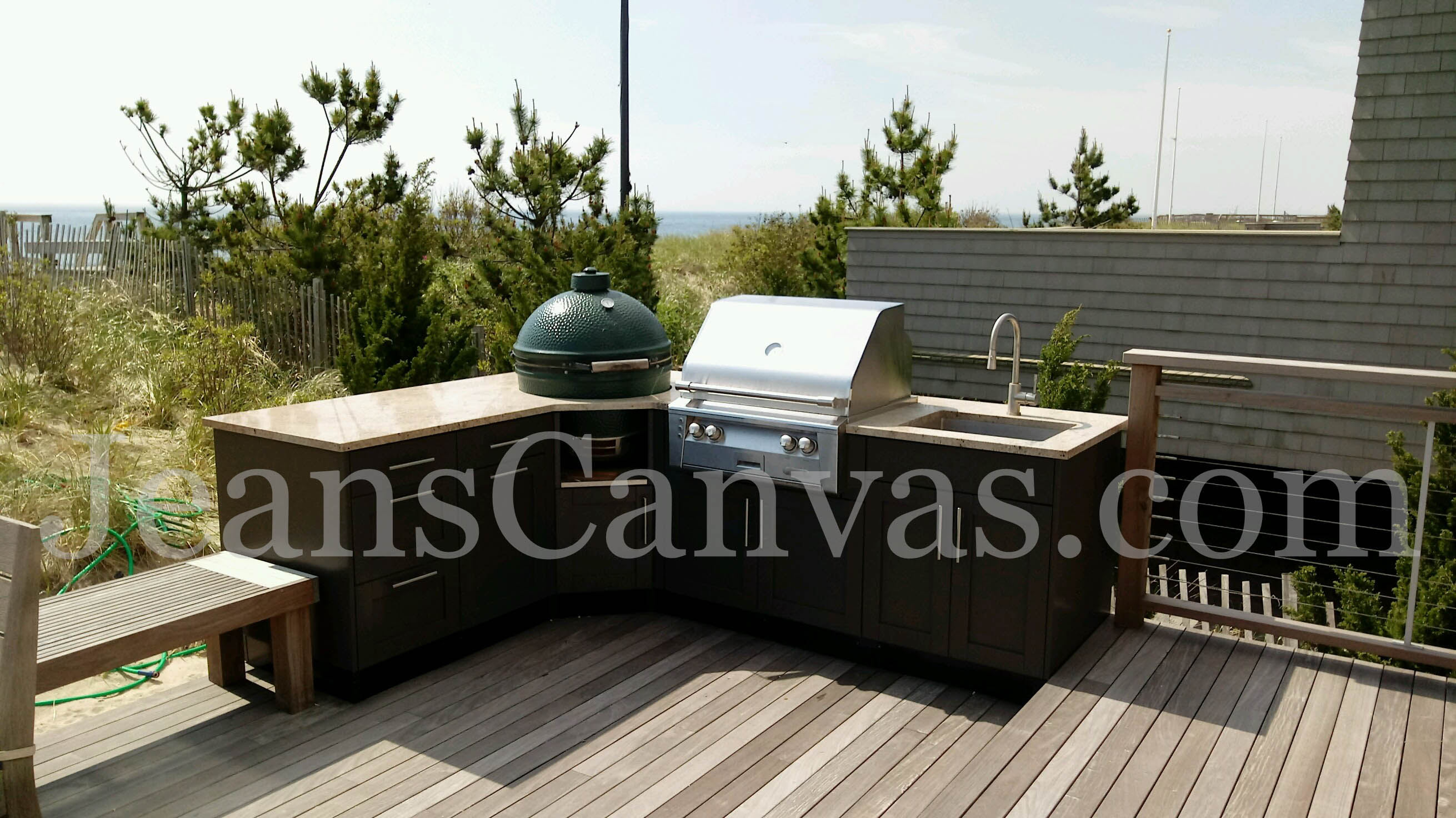 custom outdoor kitchen covers 228