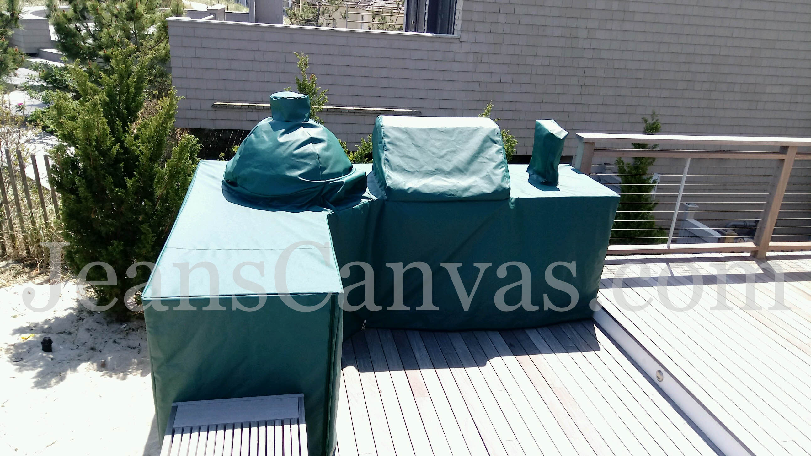 custom outdoor kitchen covers 230