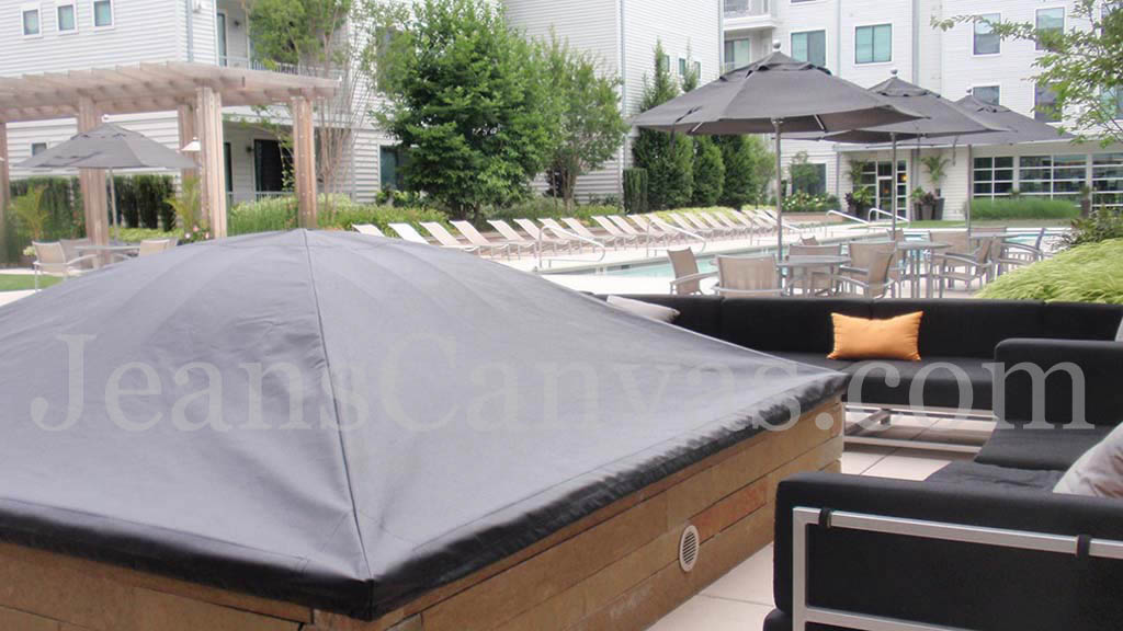 custom fire pit covers 21