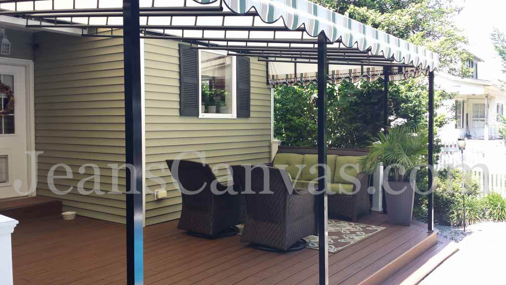 15 outdoor canvas canopy 232