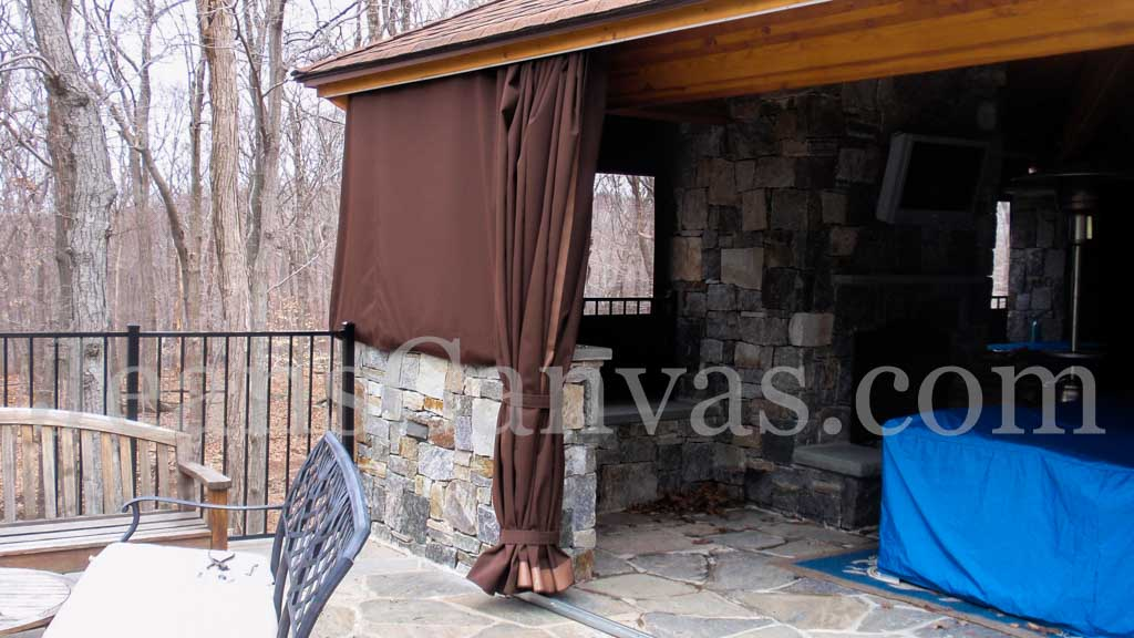 canvas outdoor curtains 91