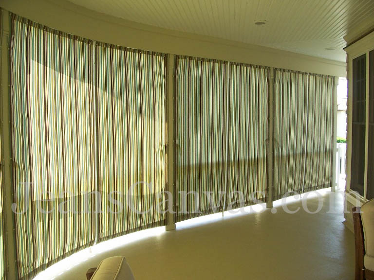 outdoor canvas curtains 101