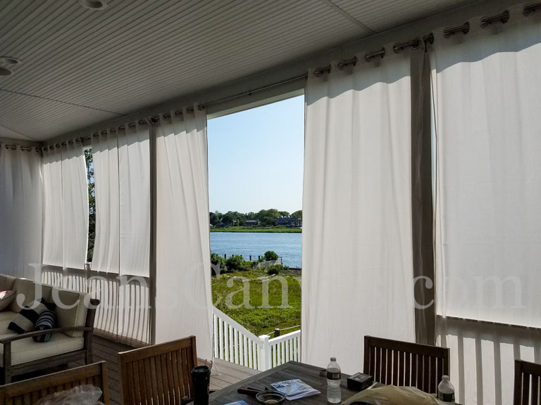 outdoor canvas curtains 3