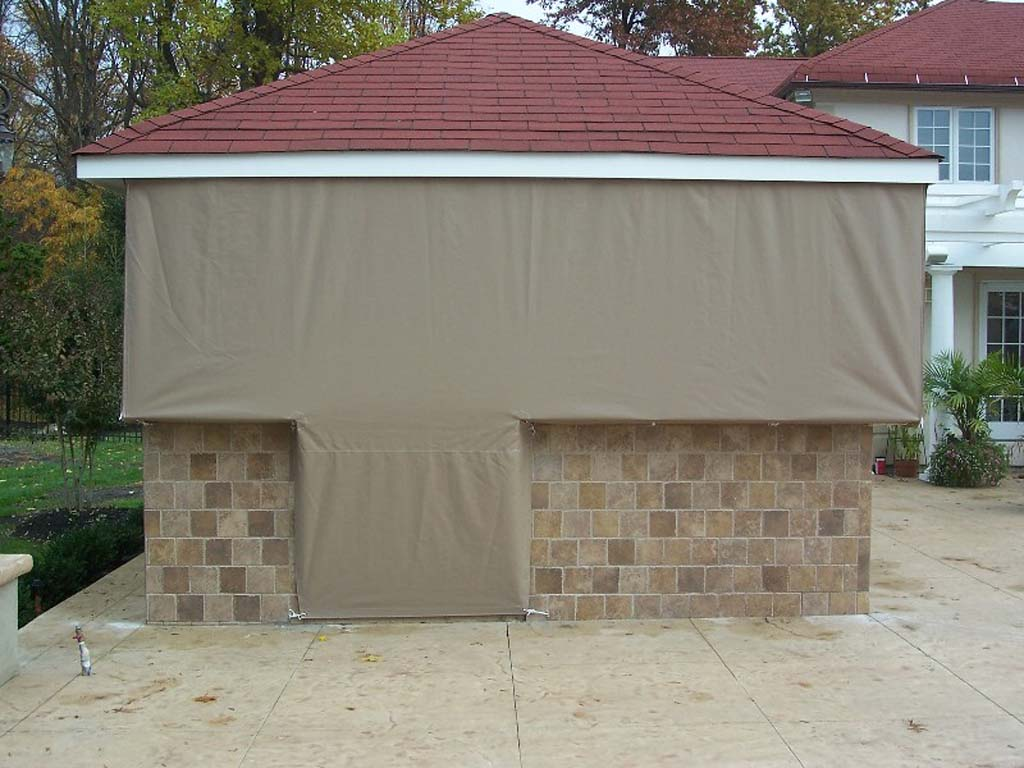 4 custom outdoor bar cover